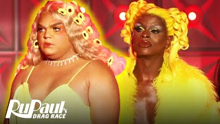 Kandy Muse & Symone's Fifth Harmony's 'Bo$$' Lip Sync | S13 Ep 8 🔥 RuPaul's Drag Race