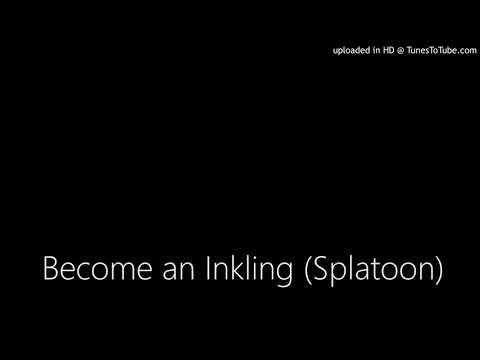 Become an Inkling (Splatoon)