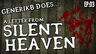 "Minecraft Adventure Map: A Letter From Silent Heaven Ep03 - ""Surprise PUKE PARTY!!!"""
