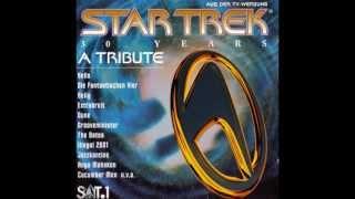 Star Trek Voyager Theme - Techno Dance Version