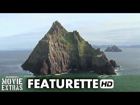 Star Wars: The Force Awakens (2015) Featurette - Filming The Ending In Ireland