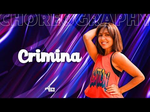Natti Natasha x Ozuna - Criminal  - SALSATION® choreography by Olga Marek