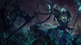 Final - Skin Azir nécromancien - League of legends [FR]