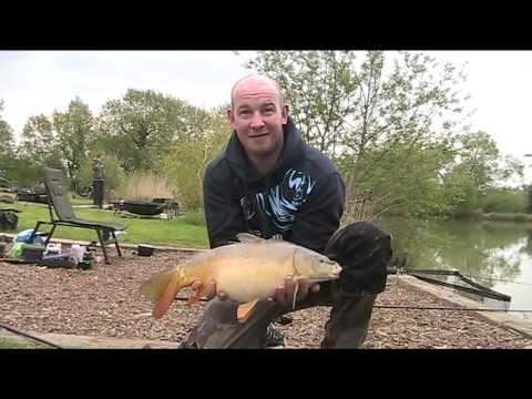 Episode 114 The Spring Match. Wadmill lake, Todber Manor. Back Of The Landing Net