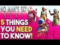 No Man's Sky NEXT - 5 HUGE Things You NEED To Know! (New MASSIVE NMS Multiplayer Update!)
