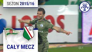 Lechia Gdańsk - Legia Warszawa [1. połowa] sezon 2015/16 kolejka 14
