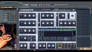 EDM Production Quick Tip #15( Popular Percussive Style Big Room Drop Synth -Free Preset )