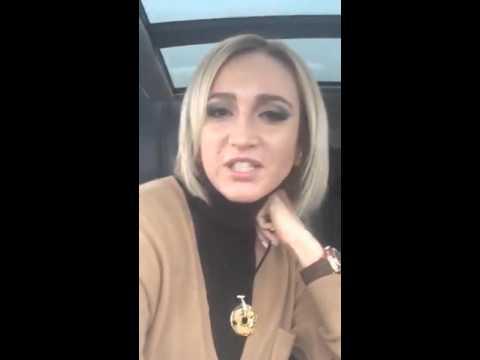 Olga Buzova: Едем работать 🙈🤓🤓 (Перископ от 19.12.2015)