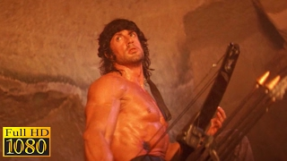 Rambo 3 (1988) - Cave Fight Scene (1080p) FULL HD
