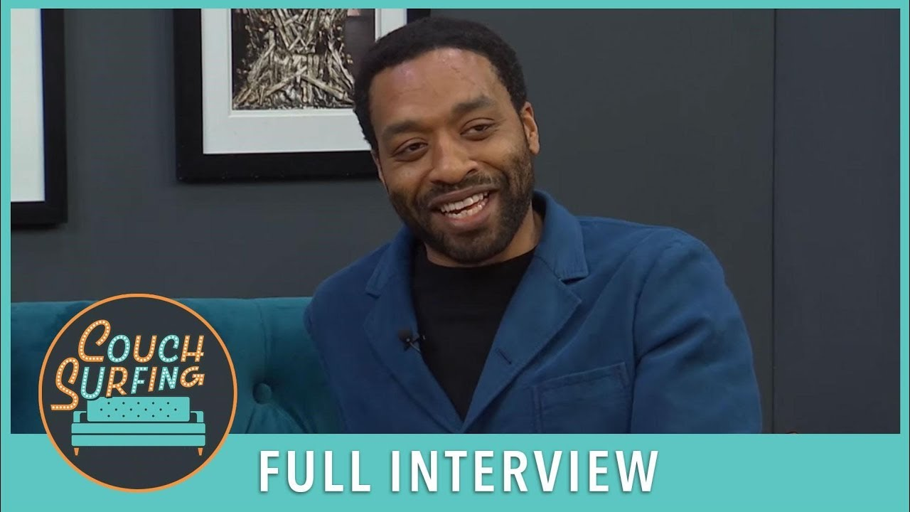 Chiwetel Ejiofor Reminisces On Love Actually, Doctor Strange, & More (FULL)