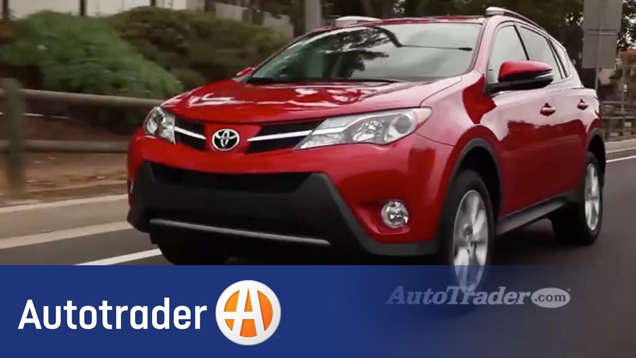 2014 Toyota RAV4   5 Reasons to Buy   Autotrader - YouTube