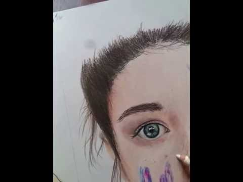 how to use prismacolor blending pencil