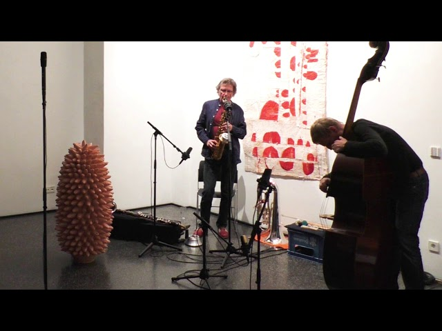 Udo Schindler und Thomas Stempkowski live in der Galerie arToxin, Teil 2