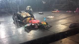 Extreme Robots Chelthenham 2018: Featherweight Rumble 2