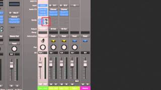 Logic Pro X #3: Signal Flow Using Sends, Buses, and Aux