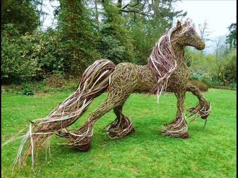 Garden Sculptures Garden Sculptures Bronze YouTube