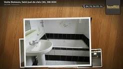 Vente Demeure, Saint-just-de-claix (38), 388 000€
