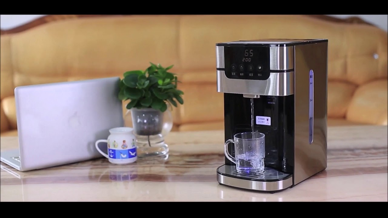 Instant Hot Water Dispenser Kettle Wjh Demo 2017