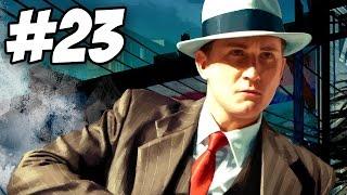 LA Noire Walkthrough | The Blood Trail | Part 23 (Xbox 360/PS3/PC)