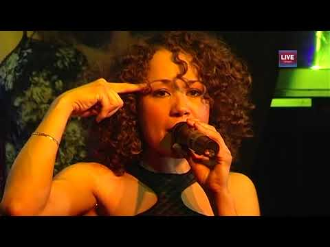 Ida Corr & Camille Jones - The Creeps (Live @ Club Drive) (2008)