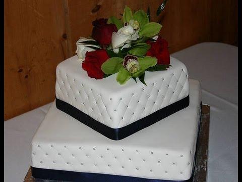 Torta con orchidee,PERFETTA per MATRIMONIO,TUTORIAL FACILE e VELOCE ...