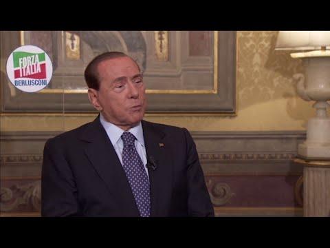 Tutti al voto - Intervista a Silvio Berlusconi