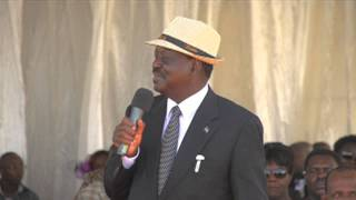 Top Leaders Attend Governor Ruto