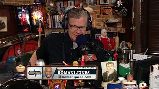 Bomani Jones on The Dan Patrick Show (Full Interview) 6/17/15