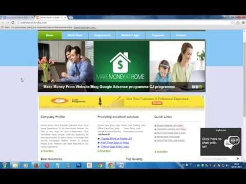 copy paste jobs online demo - Part 1