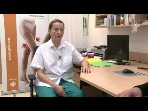 компрессионная терапия при варикозном расширении вен