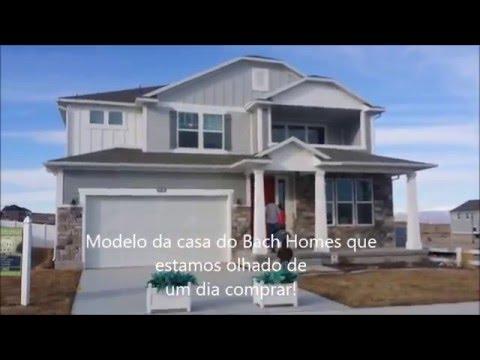 Vlog casa no estados unidos utah modelo de casa nova 2016 for Modelos de casas procrear clasica