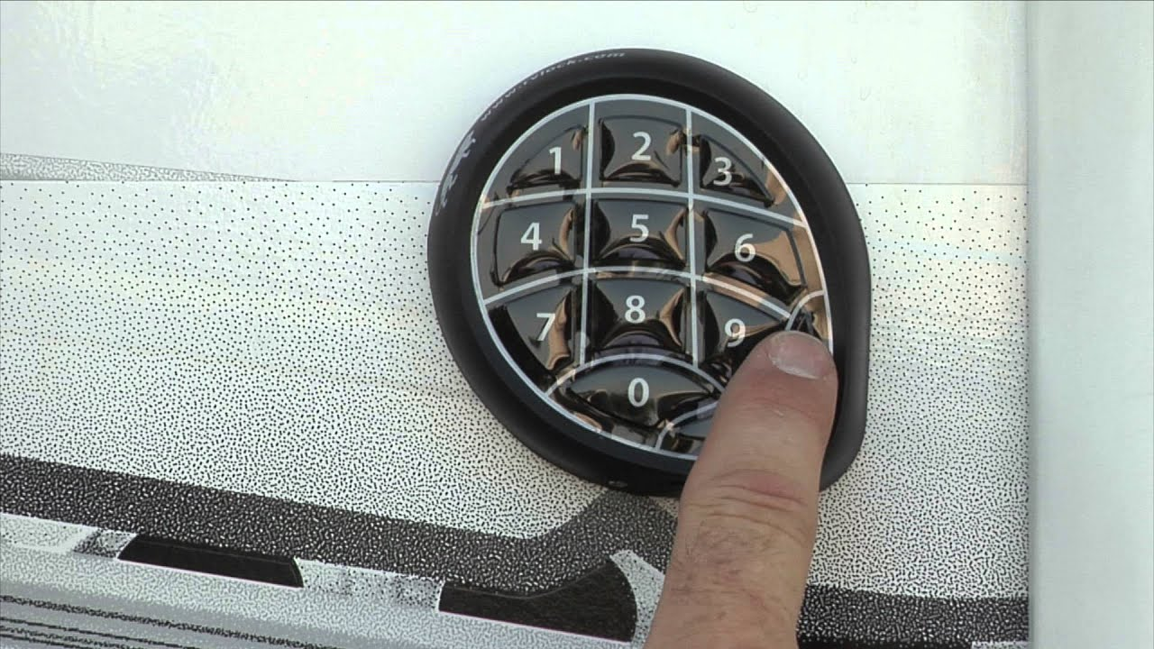 RV Lock - Programming Your Keypad Code Mandalay Rv Keyless Entry Wiring Diagram on