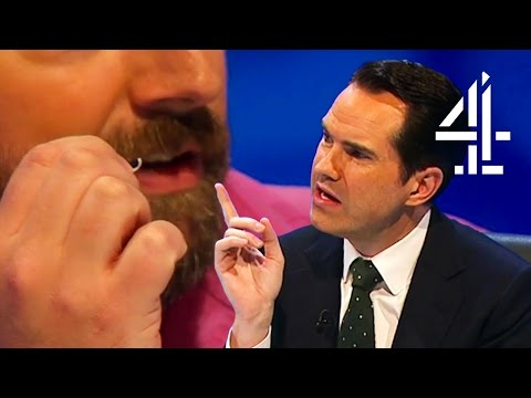 David Mitchell Bought Kate Middleton's Toenail Clippings On Ebay | 8 Out Of 10 Cats Does Countdown