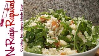 Butternut Squash Couscous Salad - Noreciperequired.com