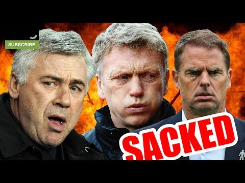 MOST UNFAIR SACKINGS: Every Premier League Team