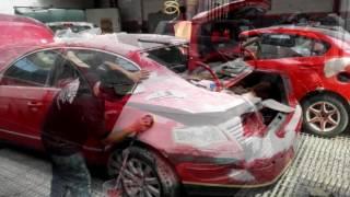 VIDEO REPARACION TOTAL VEHICULO VOLSWAGEN PASSAT