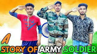 A STORY OF '' ARMY '' SOLDIER 🇮🇳 |MOTIVATIONAL VIDEO | REPUBLIC DAY SPECIAL | KANGRA BOYS 2018