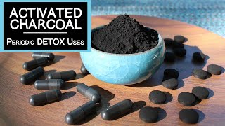 Video Activated Charcoal, Detox Uses as a Periodic Dietary Supplement download MP3, 3GP, MP4, WEBM, AVI, FLV Agustus 2018