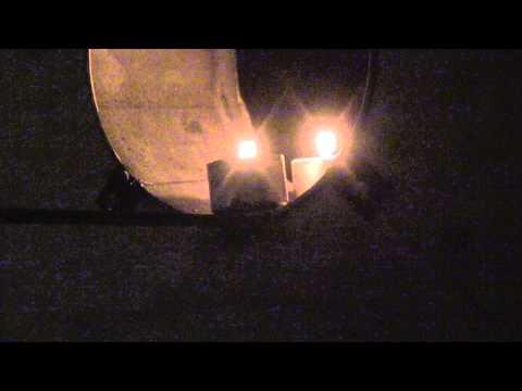 """helmholtz resonator """"60.4 Hz"""" art installation"""