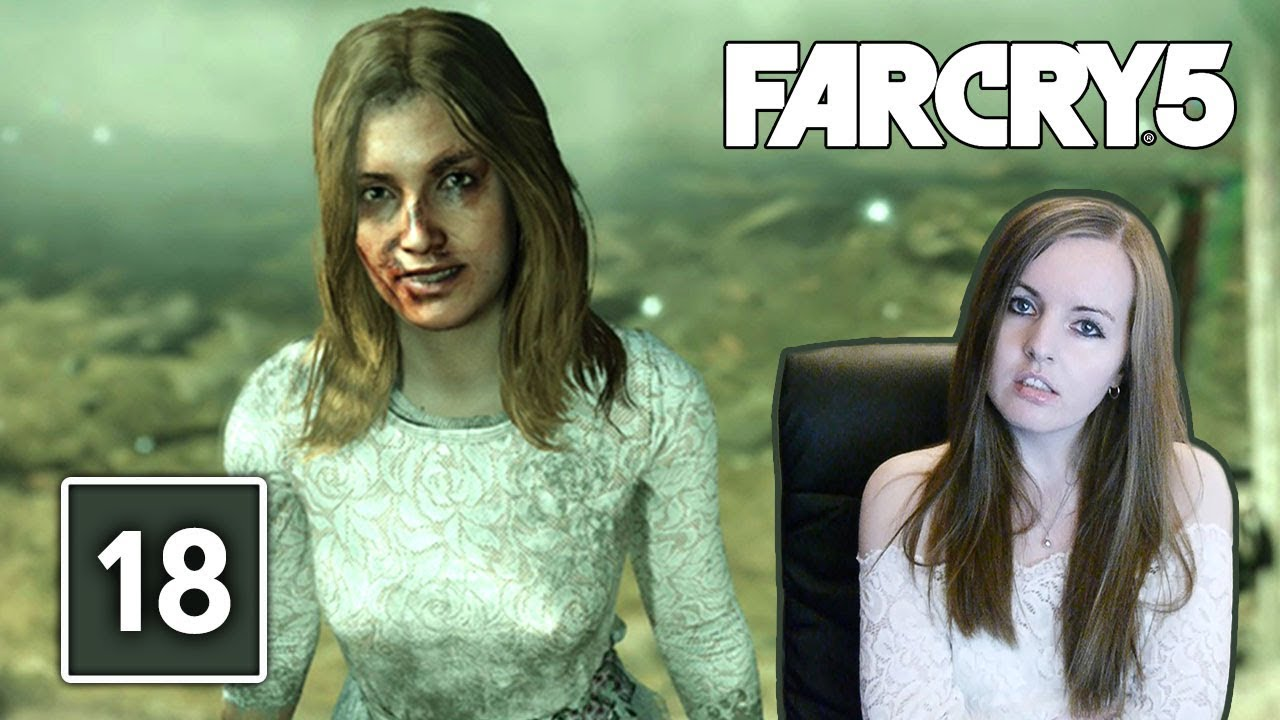 Faith Boss Fight Far Cry 5 Gameplay Walkthrough Part 18 Youtube