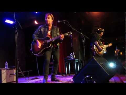 Glen Matlock & Sylvain Sylvain City Winery 4/1/2013 Get It On (T. Rex cover)