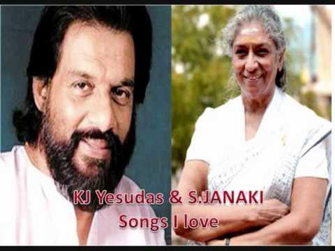 KJ Yesudas & S - Maana Maduraiyila Paathein