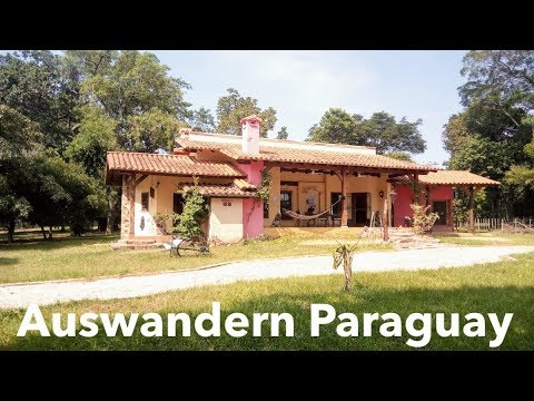 Auswandern nach Paraguay 2019 - Gästehaus bei San Bernardino