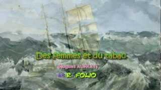 DES FEMMES ET DU TABAC (Hugues AUFRAY)