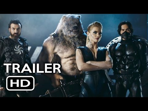 Bow Down to the Trailer for Insane-Looking Russian Superhero Movie GUARDIANS