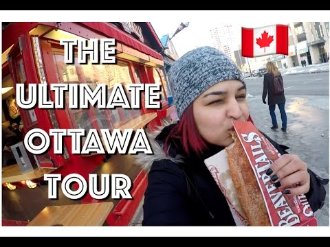 OTTAWA TOUR | What is Ottawa Really Like | VLOG