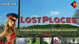 ★ Lost Places (Verschollenes NVA Nahfunkfeuer & Bunker Typ: FB-3 wiederentdeckt   Brandenburg)