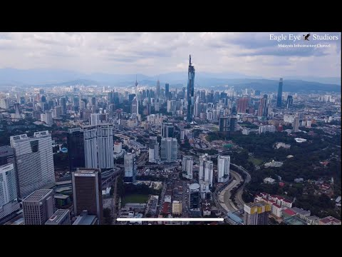 KUALA LUMPUR After 64 year Independent ( THE CITY In 2021 )