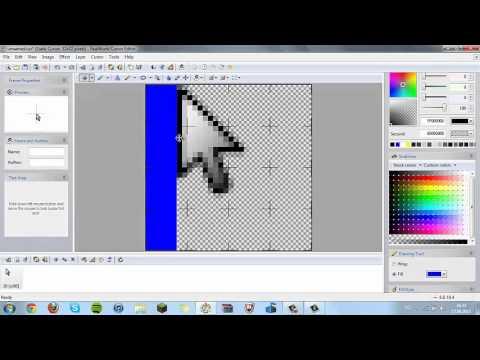 real world cursor editor 64 bit  - Myhiton