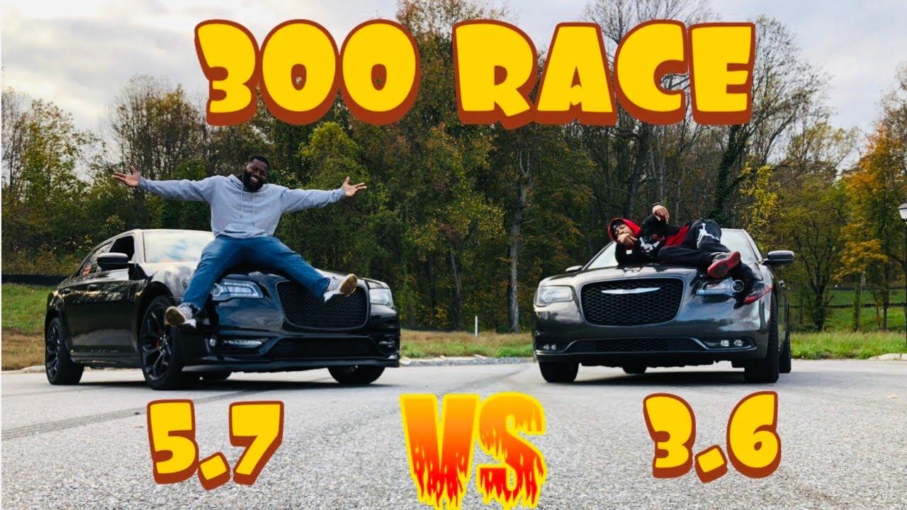 Download CHRYSLER 300s RACE V8 vs V6